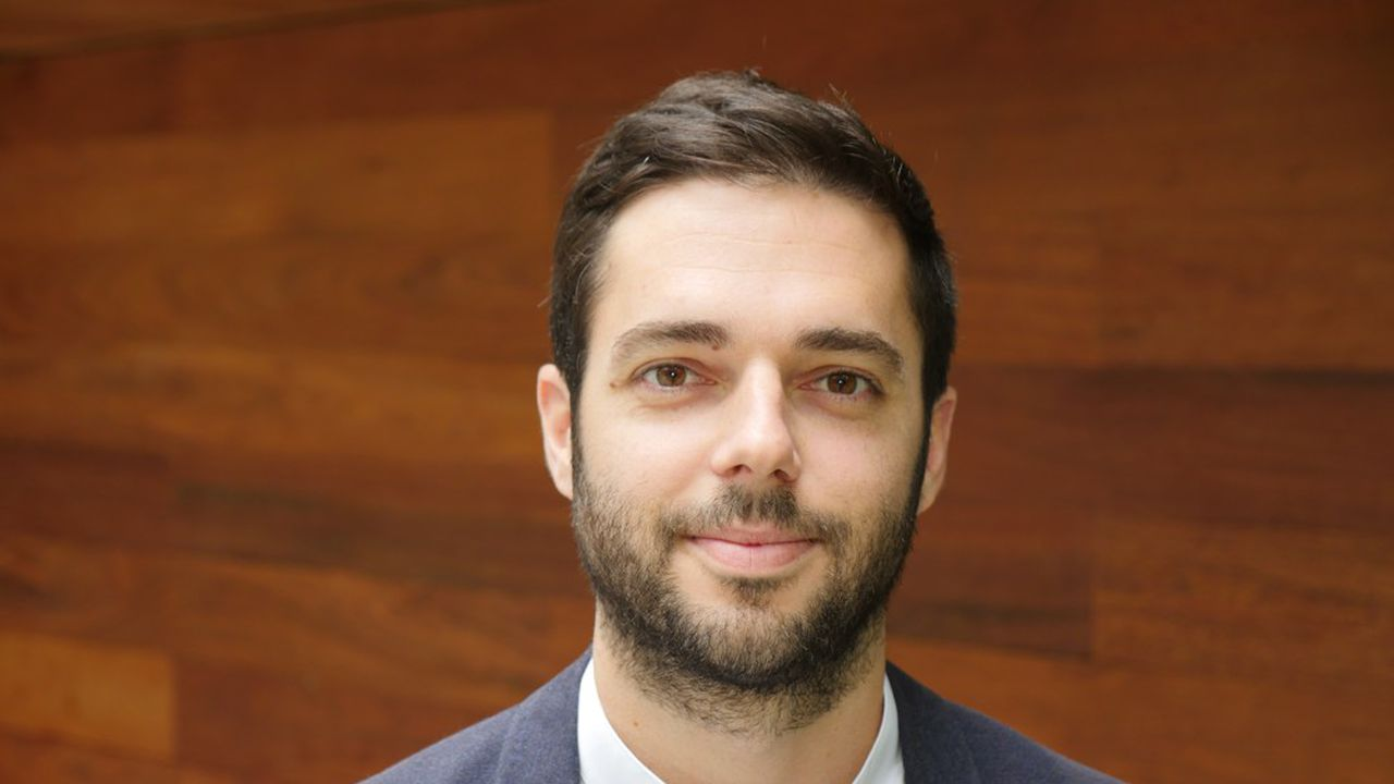 Charles Chantala, Senior Sales Director chez Indeed France.