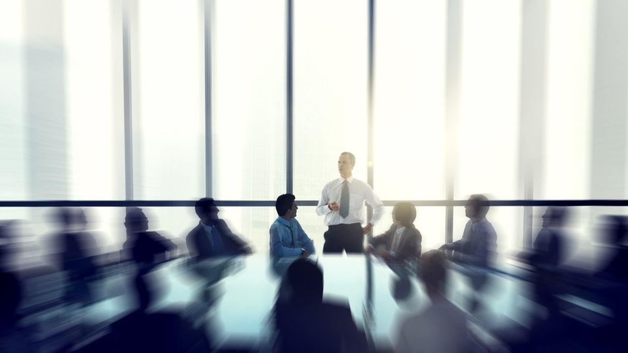 Après plusieurs années de stabilité, les conseils d'administration des entreprises du CAC40 ont augmenté, en 2018, le nombre moyen de leurs séances, selon EY.