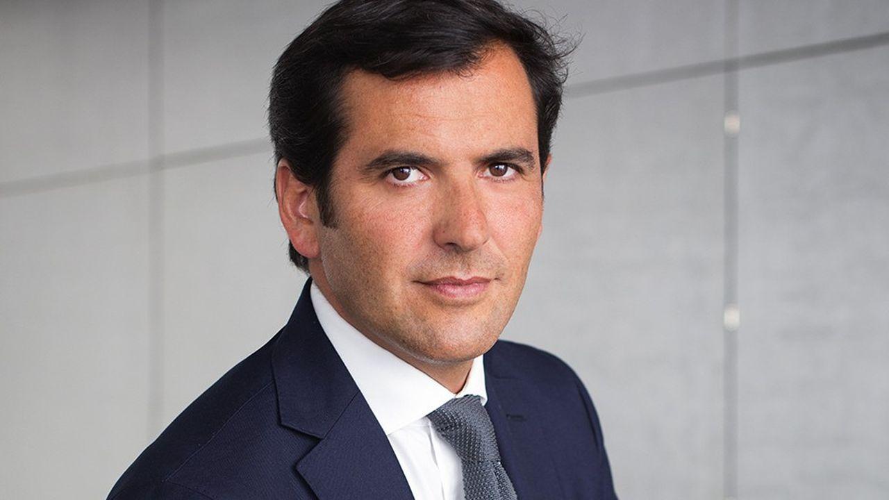 Nicolas Houzé, directeur général des Galeries Lafayette, vient de lancer l'opération« Go for Good » avec la volonté d'inscrire l'enseigne dans une démarche responsable.