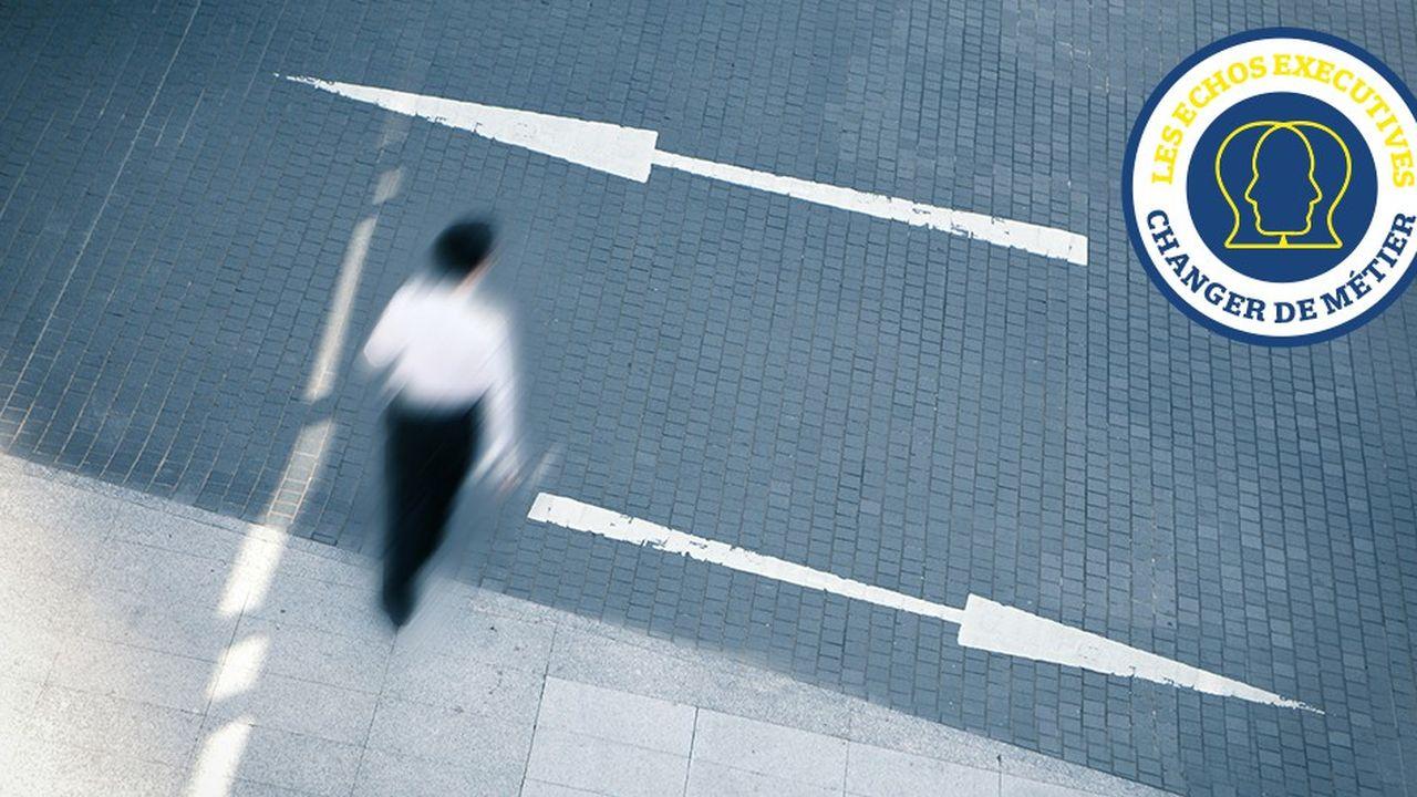 La reconversion intervient, le plus souvent, dans un moment de transition professionnelle pas toujours choisi.