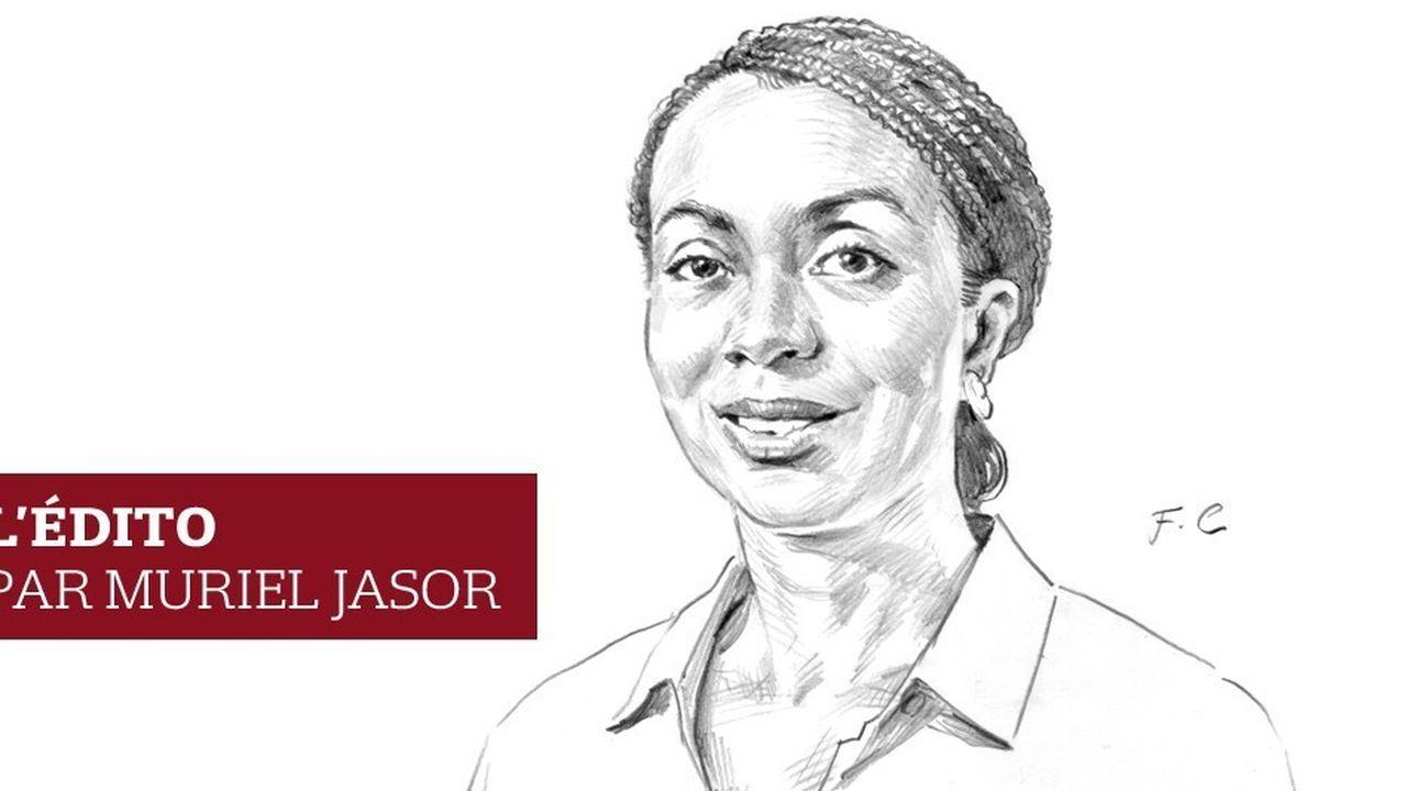 Muriel Jasor, rédactrice en chef des Echos Executives