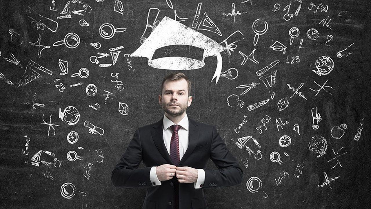 Les représentants de la génération Y restent en moyenne 22,5 mois dans leur premier emploi, selon l'étude du NewGen Talent Centre de l'Edhec.