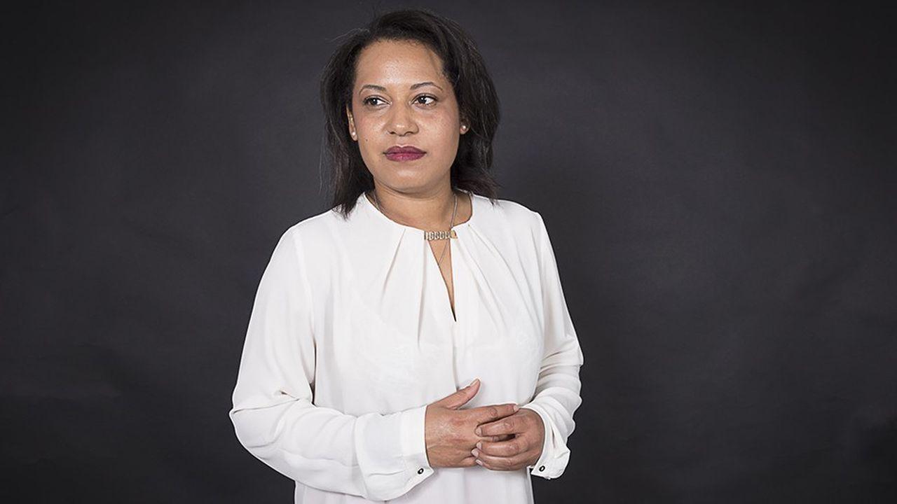 Salwa Toko, fondatrice de l'association Becometech qui promeut l'insertion des femmes dans le numérique, a été nommée présidente du Conseil national du numérique le 28 mai dernier.