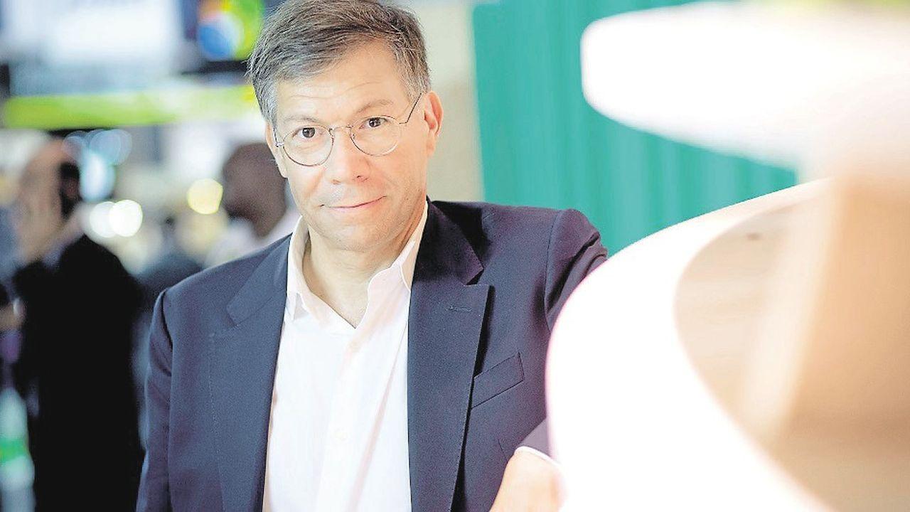 Antoine Sire, directeur de l'engagement et membre du comité exécutif de BNP Paribas.