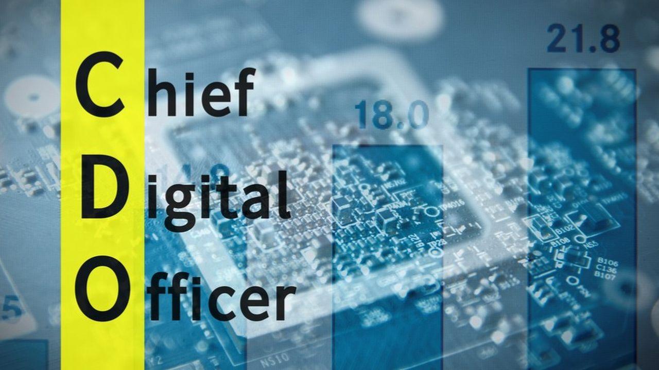 LinkedIn recense 1.200 chief digital officers et autres directeurs de la transformation digitale en France.