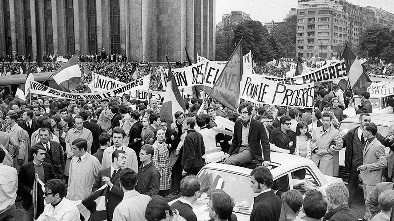 S'il existe un point commun entre la création de la Fnege et la révolte de la jeunesse étudiante, c'est la remise en cause des vieux modèles d'enseignement.