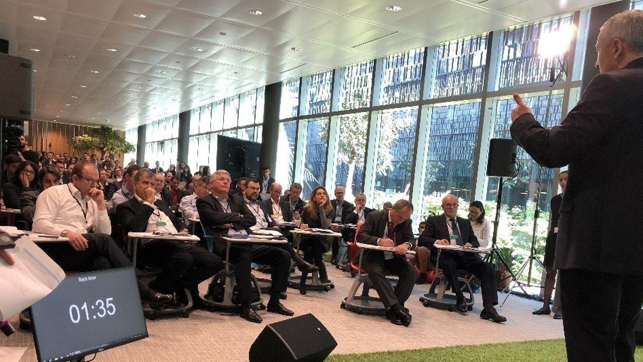 Le 16février dernier, le comité de direction de la Société Générale était réuni pour sélectionner les projets à incuber.