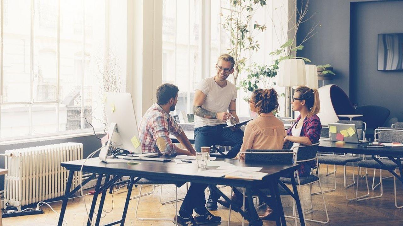 Le « travailler autrement » a fait apparaitre des nouvelles méthodes de collaboration, mais aussi des lieux nouveaux.