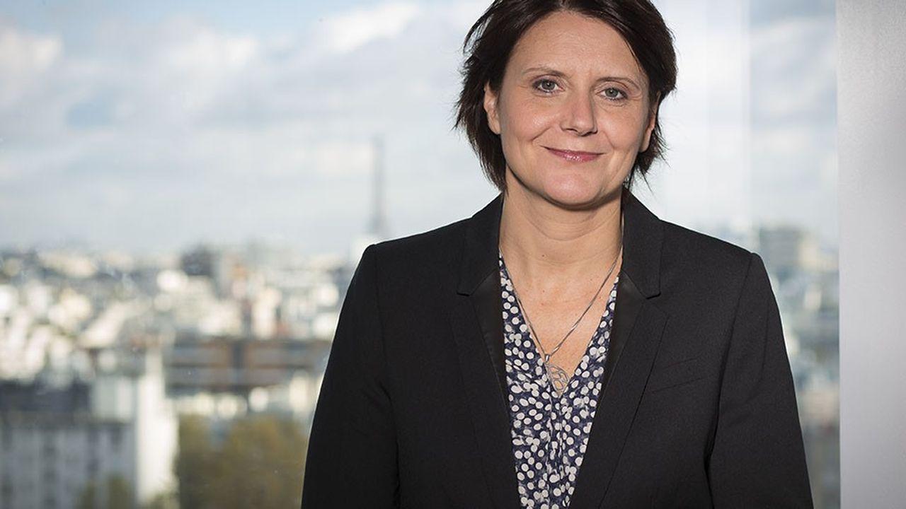 Laurence Comte-Arassus, directrice générale de Medtronic France.