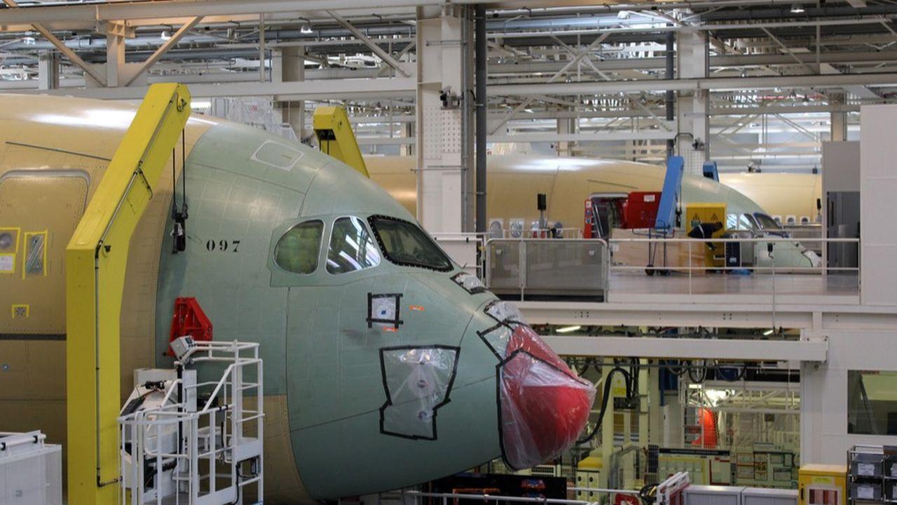 L'avionneur européen travaille consciencieusement sa marque employeur.