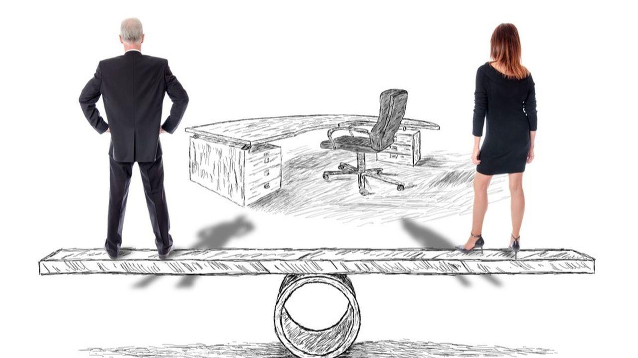 Que l'on soit homme ou femme, il est un peu plus facile d'intégrer un comité de direction en venant de l'extérieur de l'entreprise.