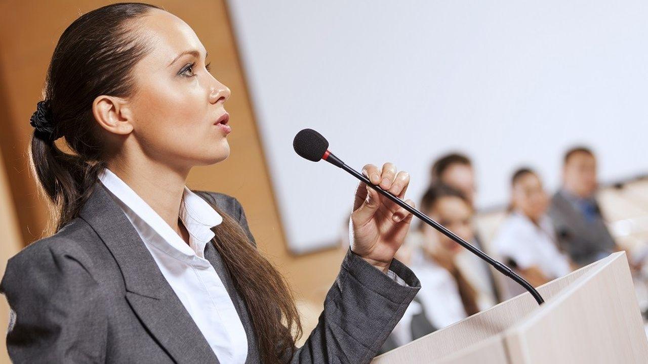Le recours au CPF est particulièrement indiqué pour progresser dans la prise de parole en public, avec laquelle on peut ne pas se sentir très à l'aise lors d'une formation en interne