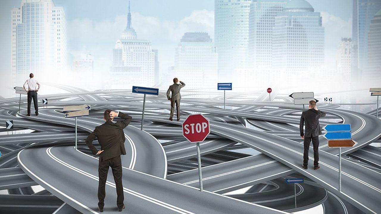 Les collaborateurs qui n'osent pas contester un objectif préfèrent s'engager dans la mauvaise direction pour éviter un conflit.