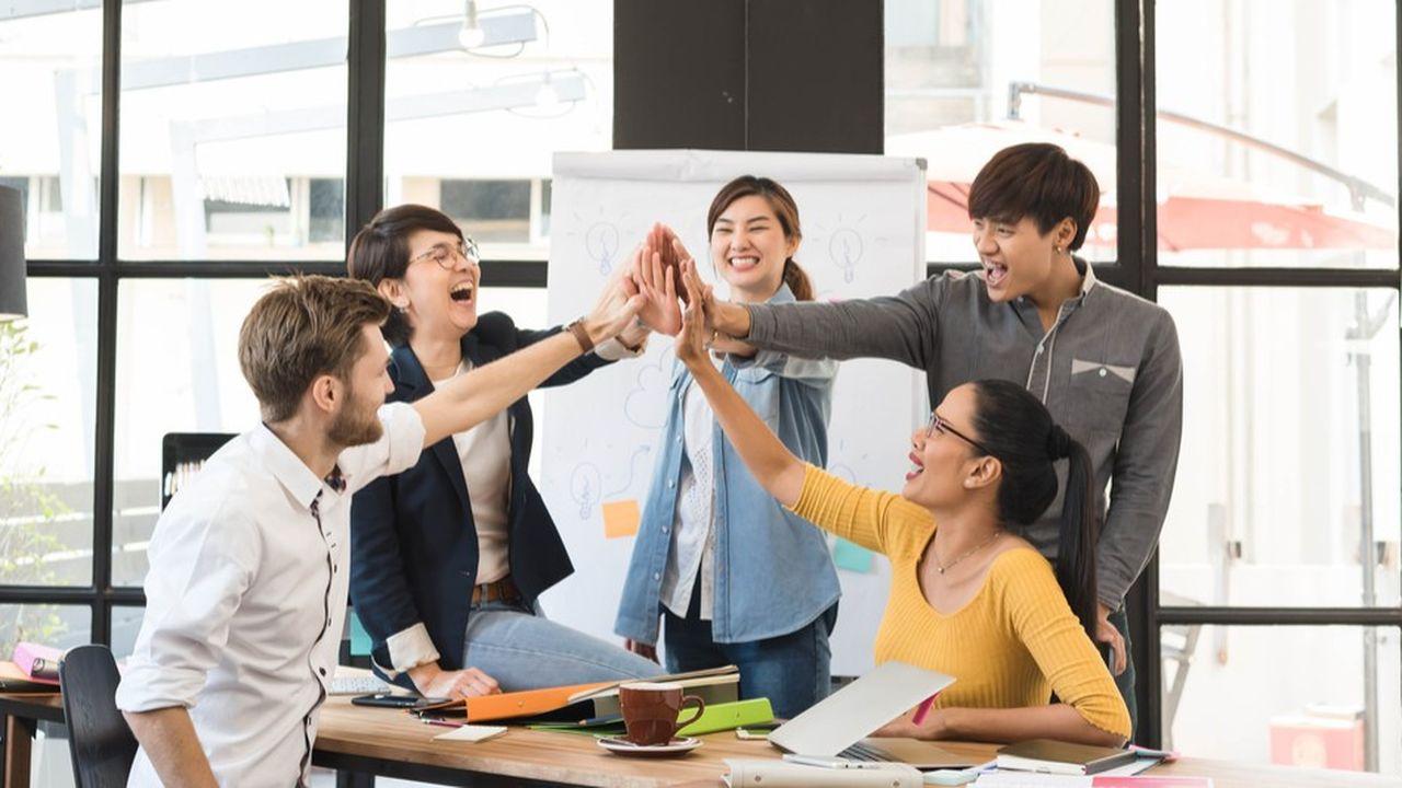 Les entreprises reconnaissent toutes la nécessité de favoriser la collaboration, tant pour attirer de nouveaux talents que pour améliorer l'efficacité.
