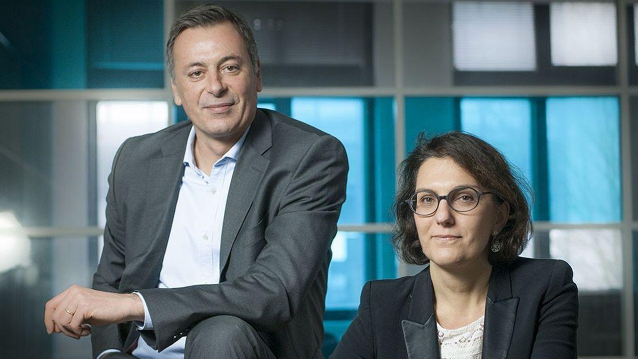 « Nous restons des entrepreneurs. C'est cet état d'esprit qui nous rend forts... », disent Nathalie Balla et Eric Courteille.