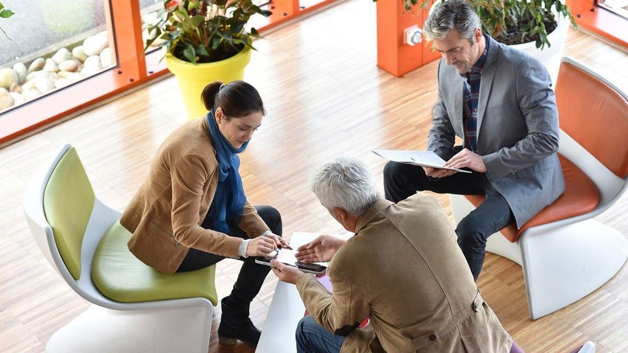 Les pratiques de collaboration favorisent l'apprentissage informel et stimulent un bon workflow.