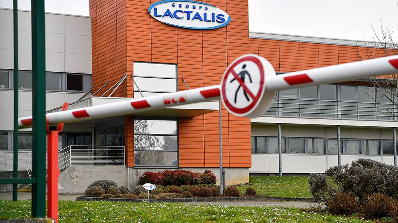 Il est évident qu'une entreprise de la taille de Lactalis a établi une cartographie des risques