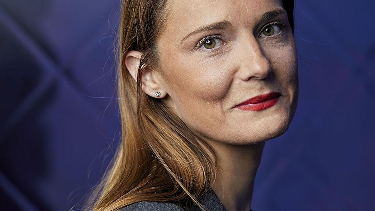 DRH marché France d'Air France, Anne-Laure Nolleau