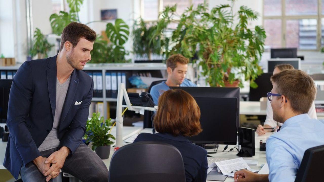 Progressivement, le lieu de travail entre dans une ère qui gomme les ruptures entre l'environnement personnel et professionnel.