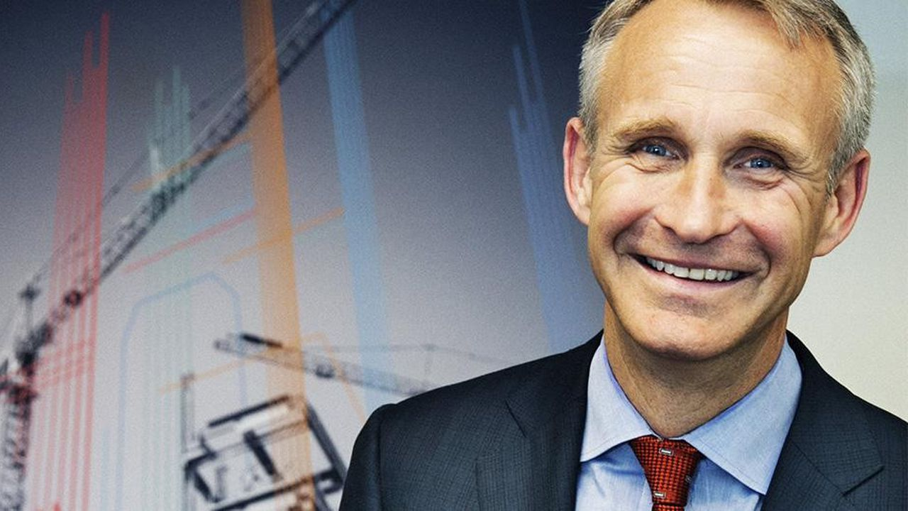 Jonas Prising, PDG de Manpower
