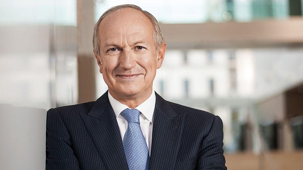 Jean-Paul Agon, PDG du groupe L'Oréal