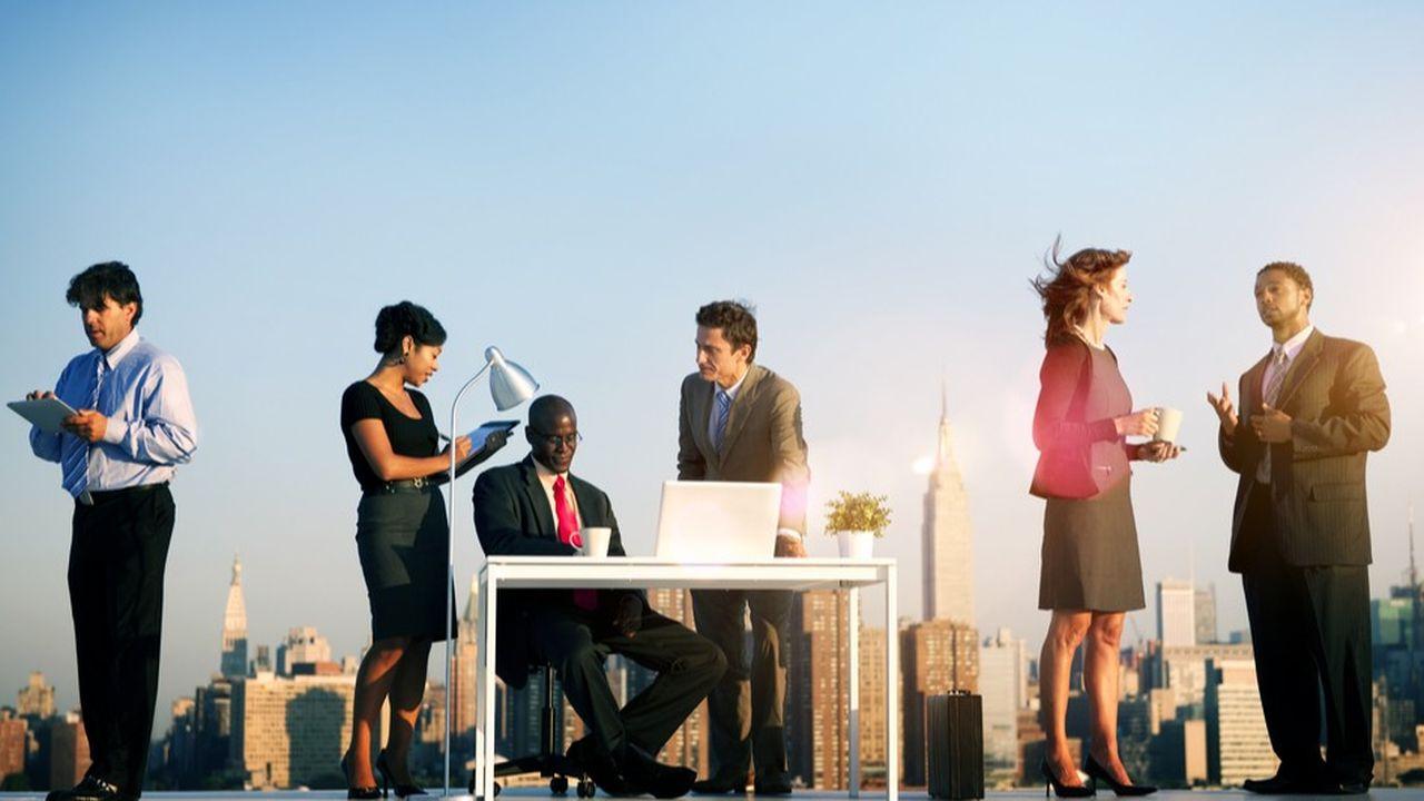 L'aspect collaboratif se révèle très marqué au quotidien dans les entreprises américaines.