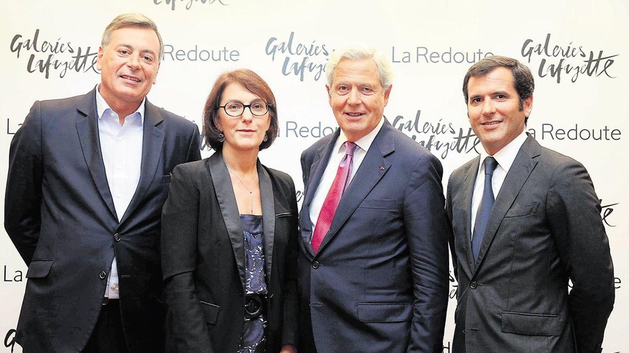 La question est de savoir si La Redoute pourra être l'agent de transformation culturelle des Galeries Lafayette.