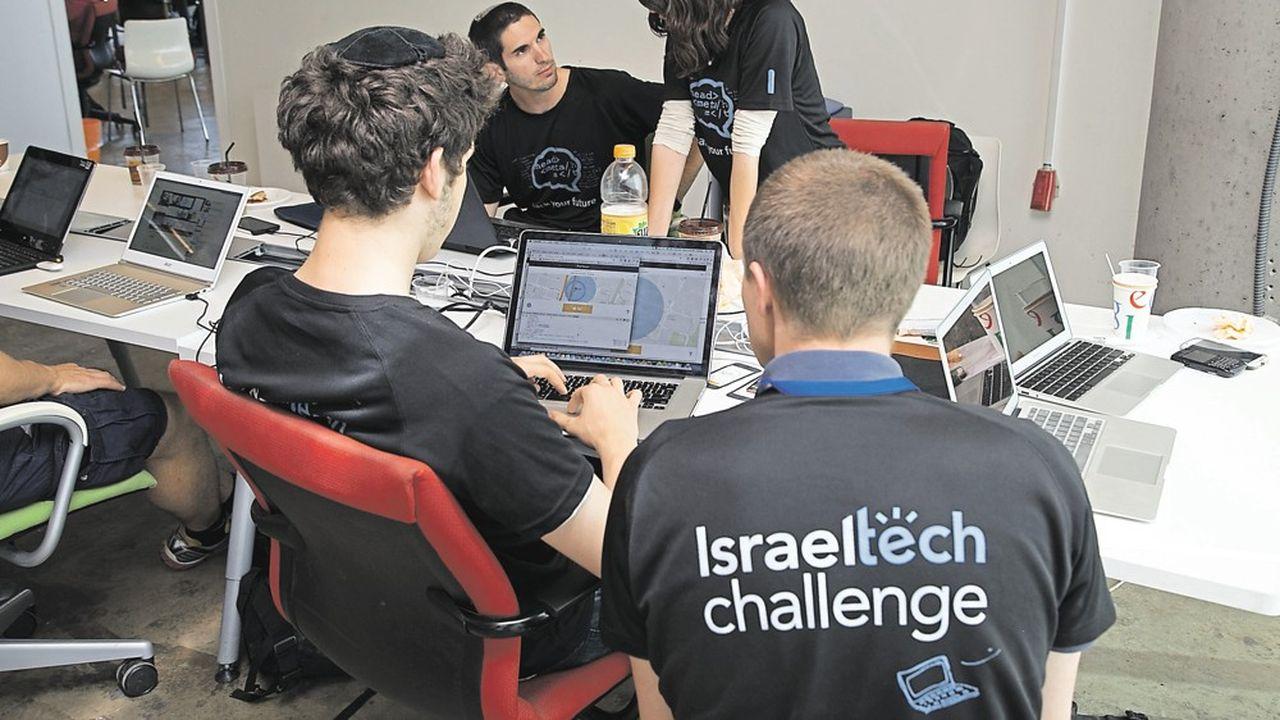 La discipline militaire israélienne pour les ingénieurs