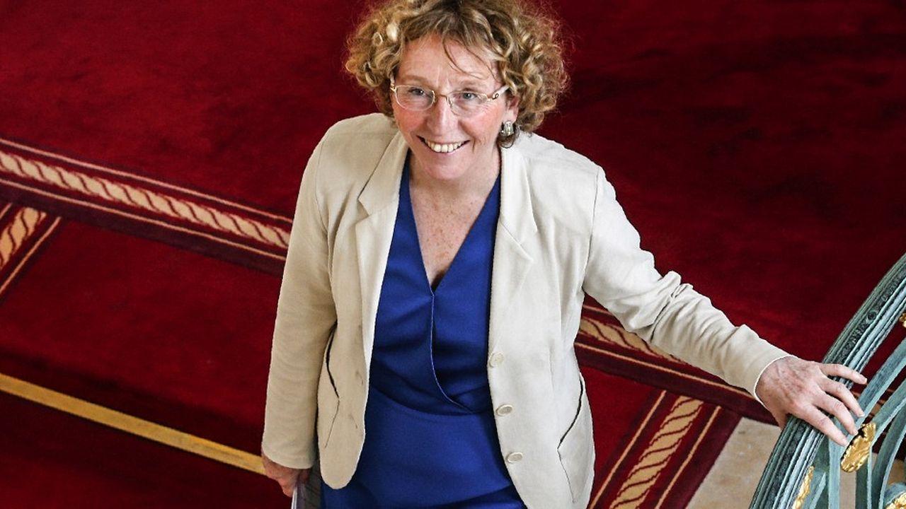 Muriel Penicaud, ministre du Travail, est l'ancienne DRH de Danone.
