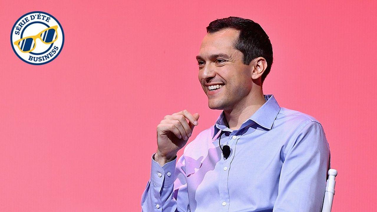 Nathan Blecharczyk a longtemps été le directeur de la technologie d'Airbnb. Il est maintenant directeur de la stratégie.