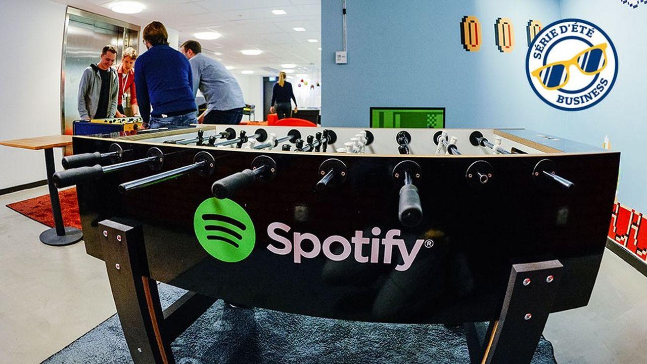 Oskar Stal est le directeur de la technologie de Spotify.