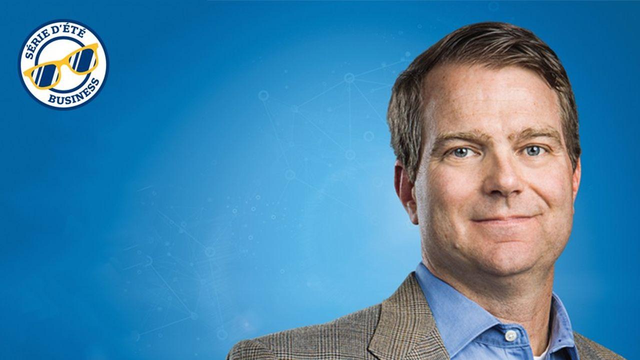 Ross Meyercord est le directeur du système d'information de Salesforce.