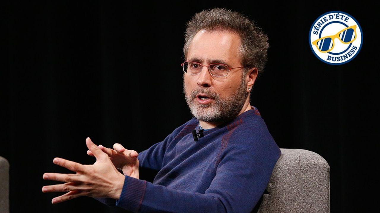 Urs Hölzle, vice-président chargé des infrastructures de Google.
