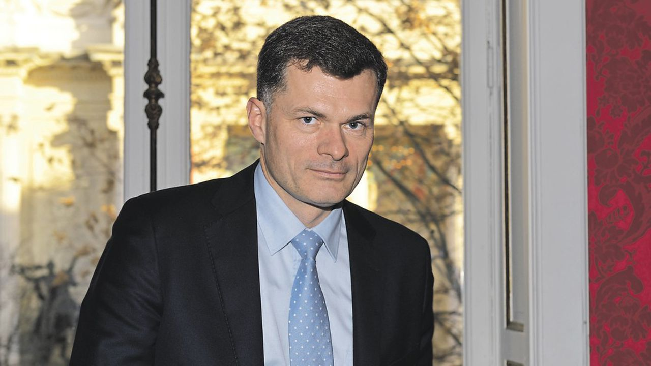 Benoît de Ruffray (PDG d'Eiffage)