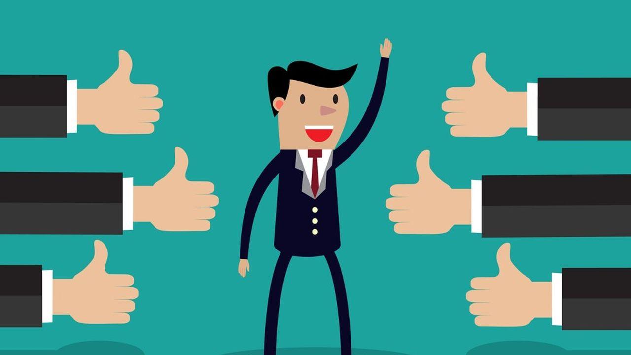 L'absence de reconnaissance nuit à la productivité : 52 % des répondants indiquent qu'ils se vexent s'ils ne reçoivent pas de compliment pour la réussite d'une tâche.