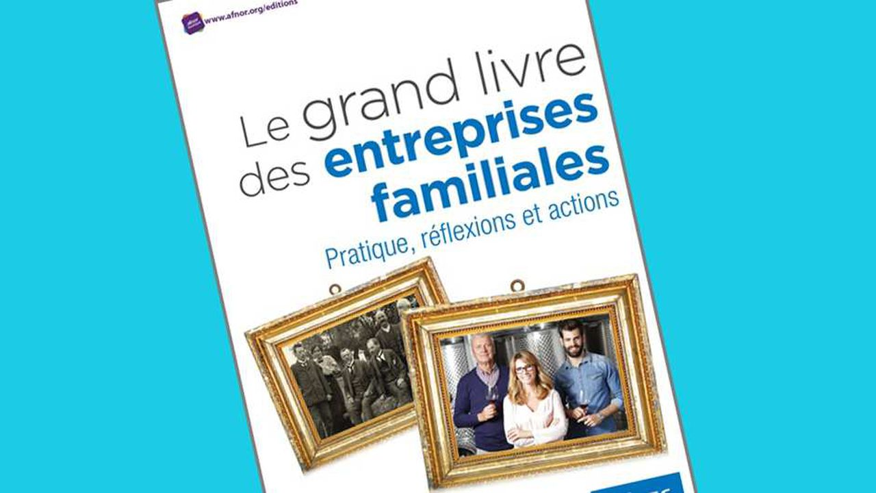 Diriger ces sociétés familiales, dont le poids équivaut à 50 % du PIB européen s'avère tout un art, explique François Almaleh dans son Grand livre des entreprises familiales (Afnor éditions)