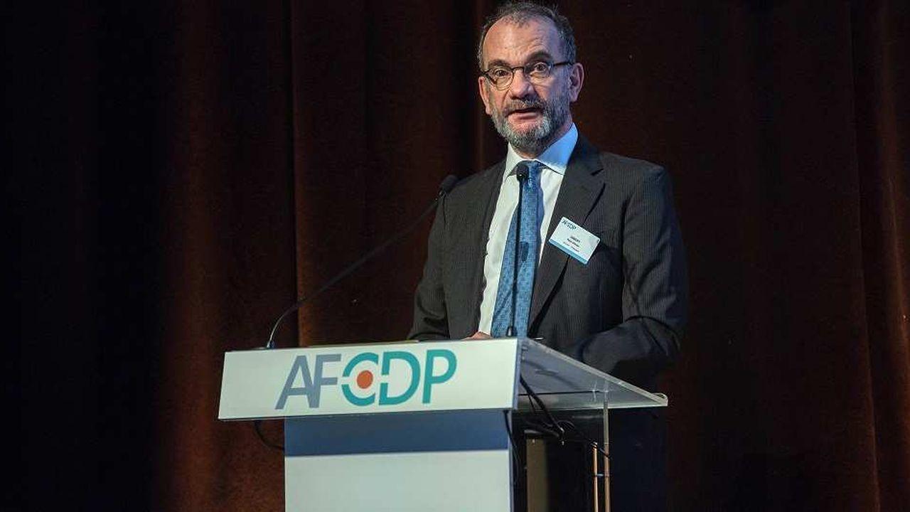 Pierre-Olivier Gibert, président de l'Association français des correspondants à la protection des données à caractère personnel.
