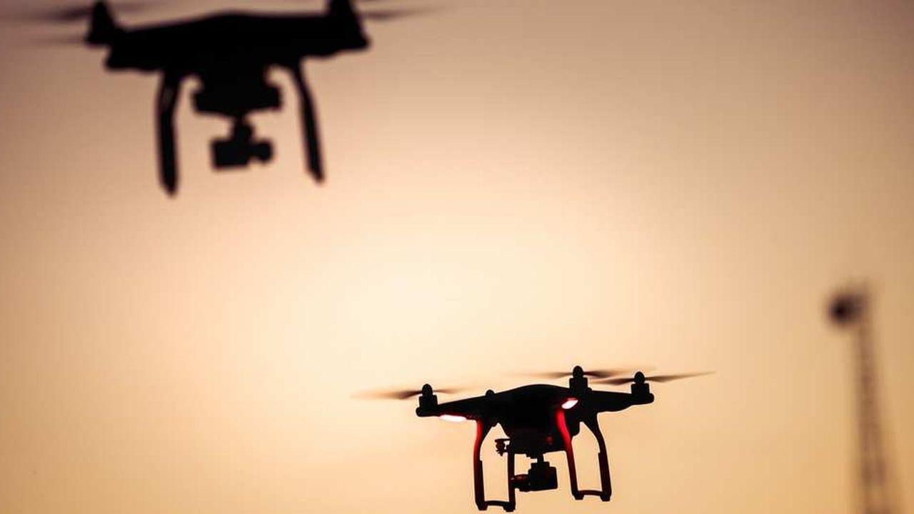 Les drones s'invitent dans l'entreprise