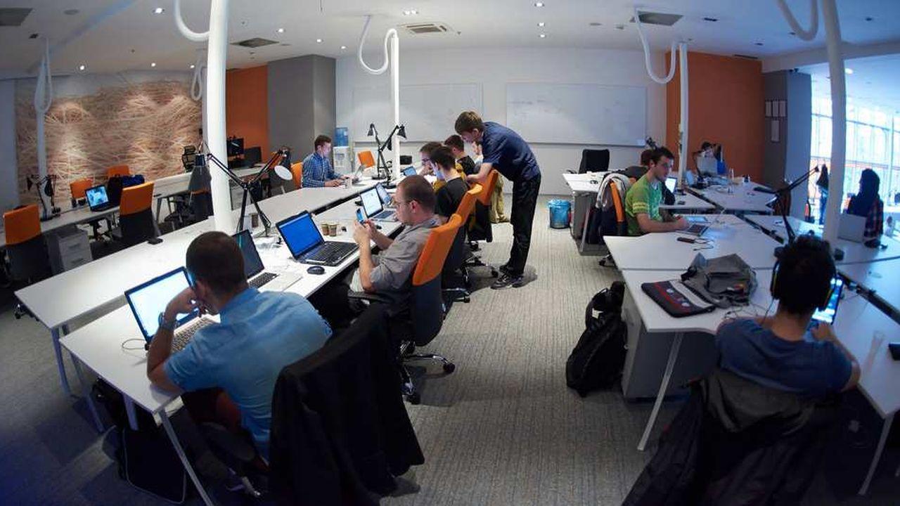 L´avantage majeur d´un hackaton réside dans la flexibilité du dispositif et son coût limité.