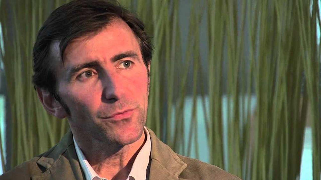 Patrick Hoffstetter, co-fondateur de l'eG10, un club de directeurs du numérique.