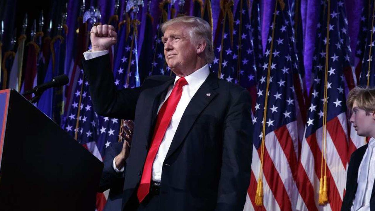 Donald Trum a été élu président des Etats-Unis. Un « narcissique dominant», selon la typologie des leaders dressée par le psychanalyste et anthropologue américain Michael Maccoby.