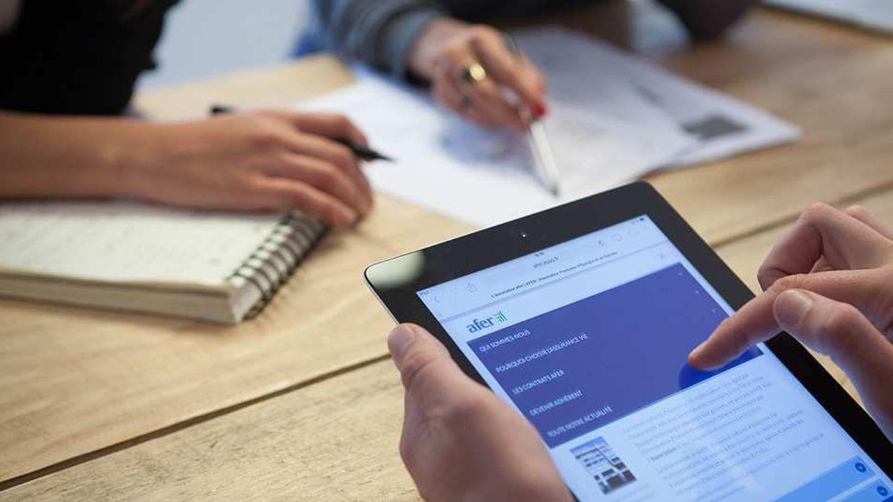 Le nouveau site Internet de l'Association Française d'Epargne et de Retraite (Afer) a été imaginé en suivant les principes de l'UX Design.