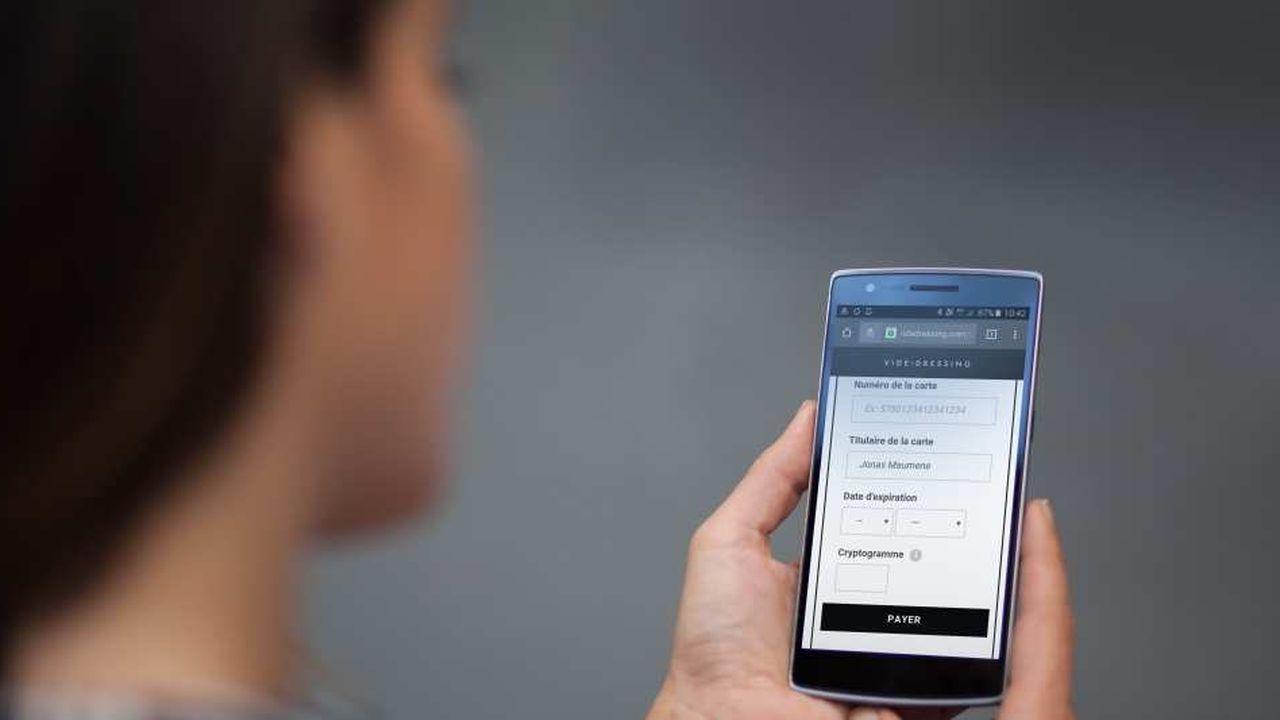 Sur le site mobile de Vide-Dressing, 40 % des visites se concluent par un achat en ligne.