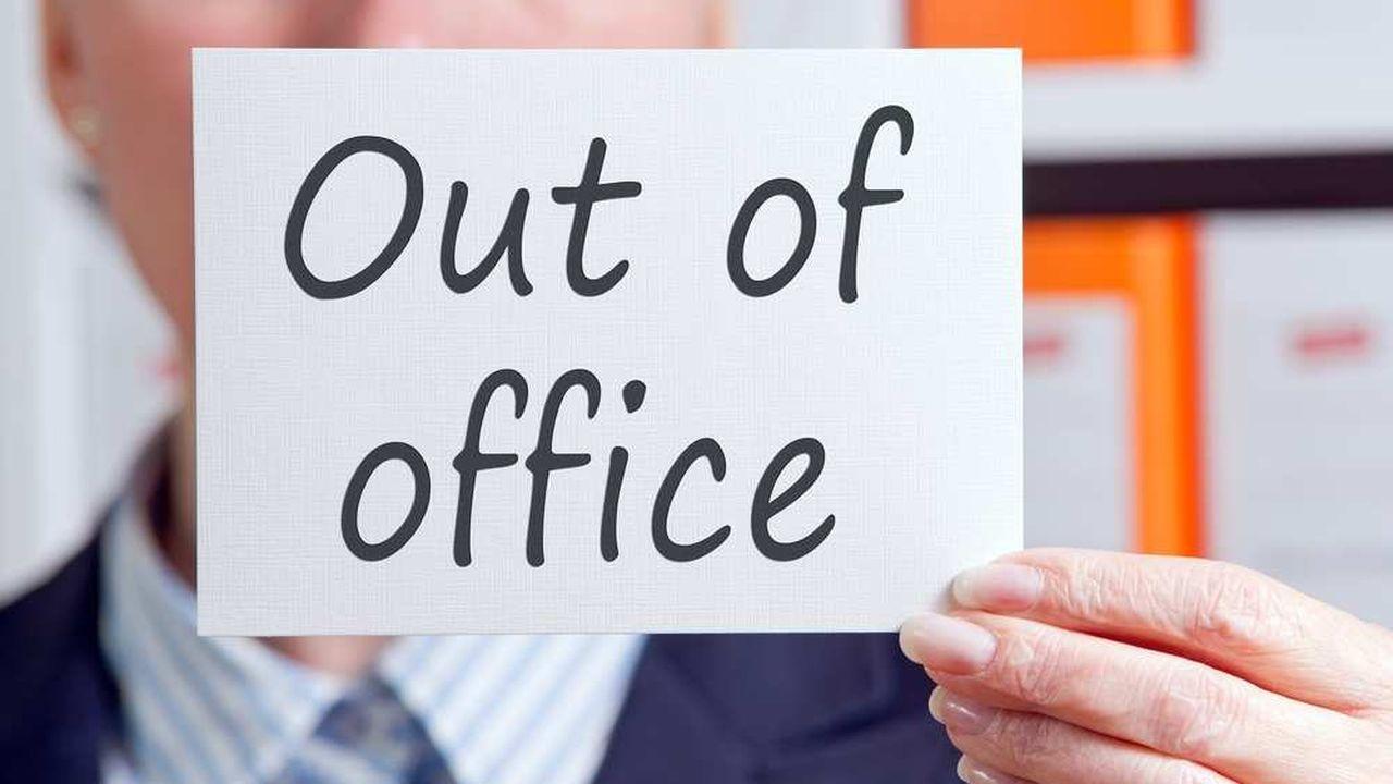 Les salariés des PME sont les plus constants au travail avec un taux d'absentéisme de 4,45%, qui s'explique aussi par leur plus grande difficulté à se faire remplacer dans cette taille de structure