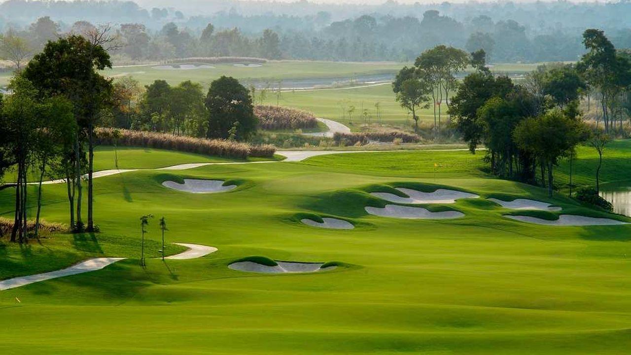 L'appli que les gentils membres (GM) pourront télécharger au sein du village de vacances leur permettra de trouver un partenaire de golf ou de partager ses photos de parcours