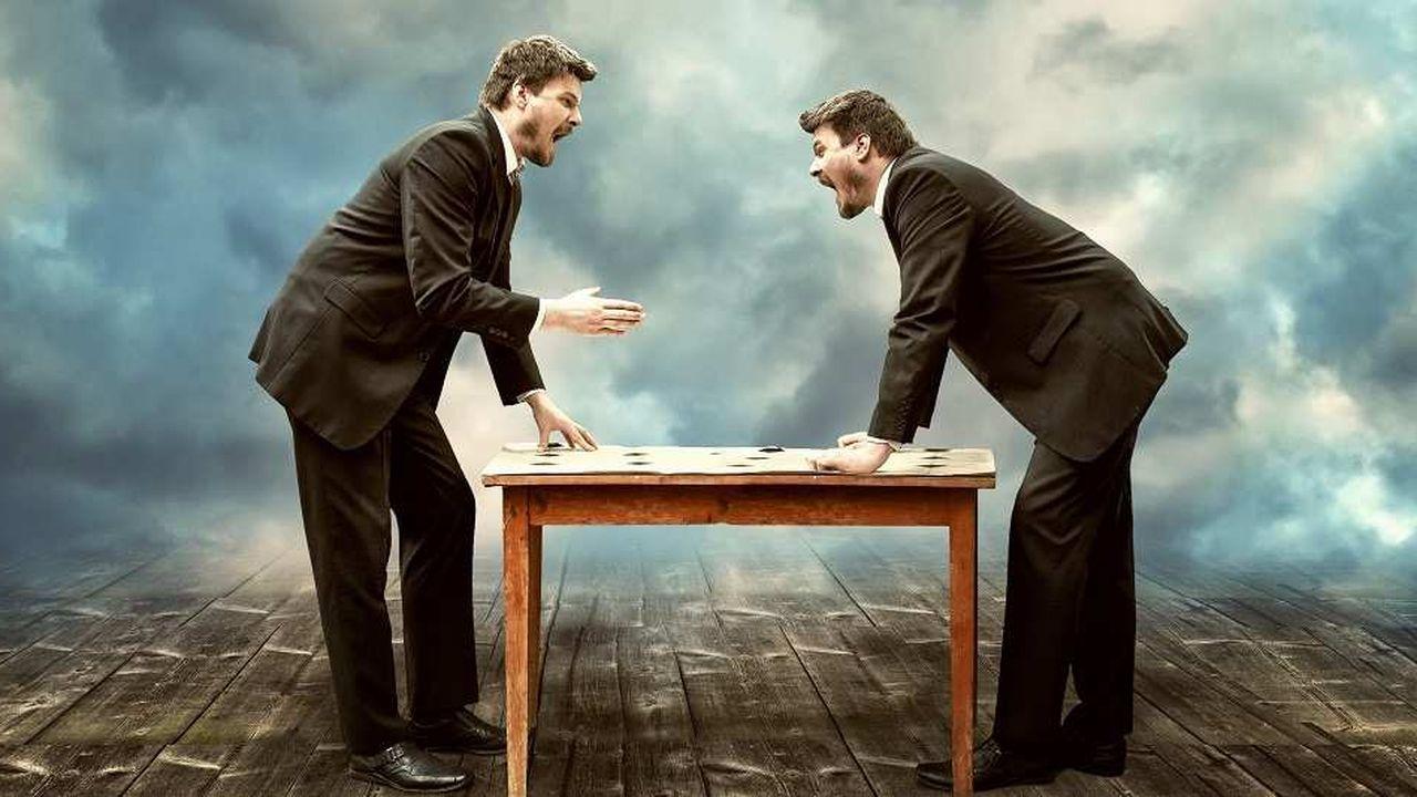 Cause de conflit, le malentendu trouve sa source dans l'incompréhension d'un intervenant. Expliquez le but de votre démarche.
