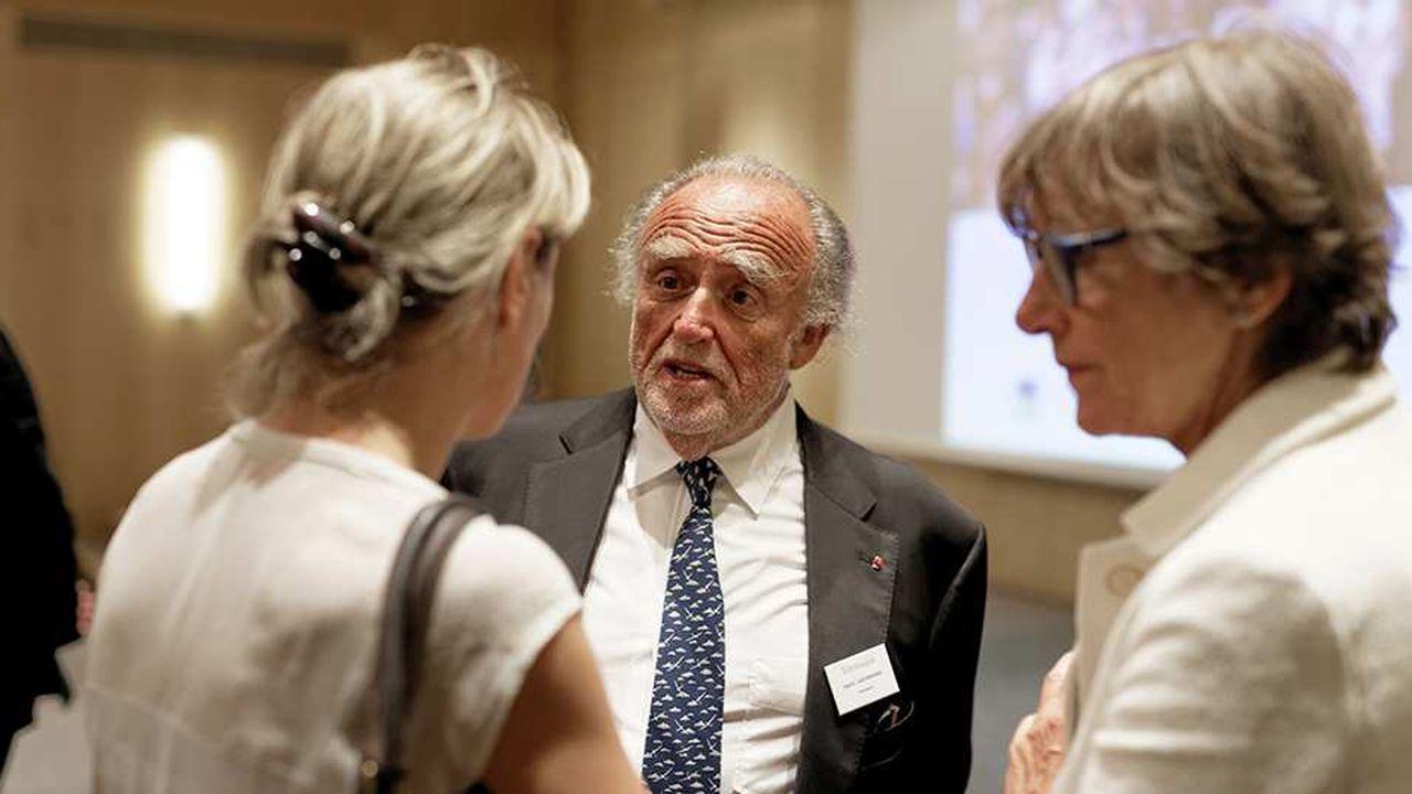 Henri Lachmann (ex PDG de Schneider Electric), préside l'Institut Télémaque.