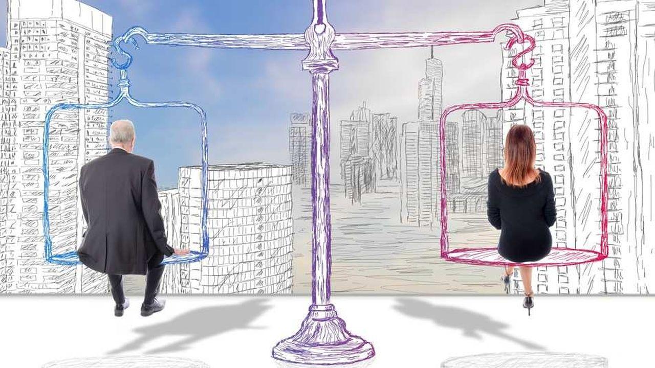 Il y a plus de 30 % de femmes dans les conseils d'administration ou de surveillance des entreprises du CAC 40.