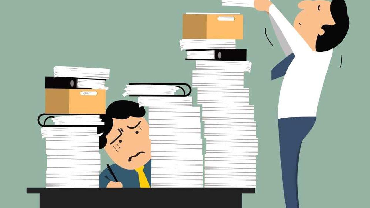 Potentiellement, un salarié au forfait jours peut effectuer 78heures par semaine, soit 13heures par jour sur 6jours, durant… 218jours