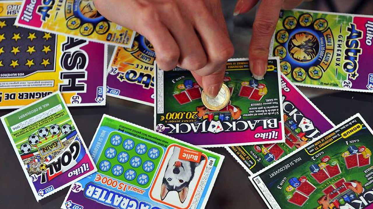 Bingo pour laFrançaise des Jeux
